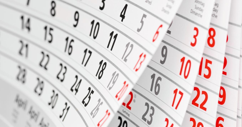 Как выглядит персональный календарь удачи