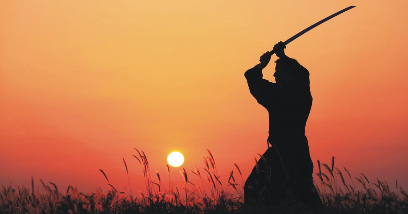 Притча про самурая