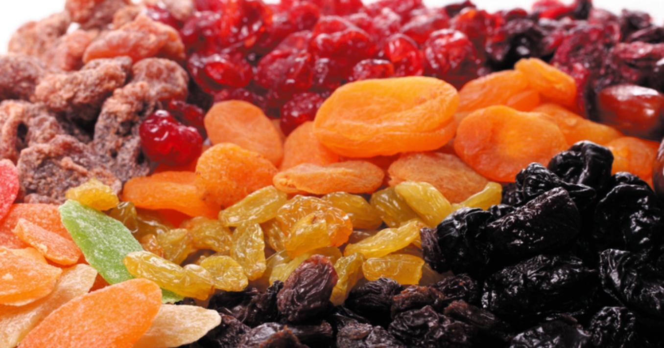 Сухофрукты: польза или вред